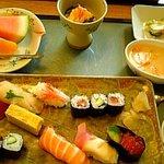 花の膳 - 料理写真:お寿司
