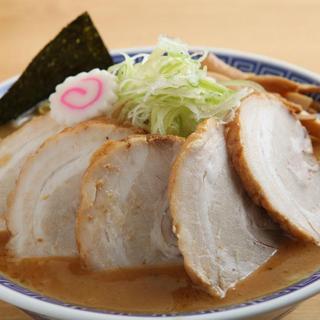 富士宮店一押し!味噌チャーシュー麺