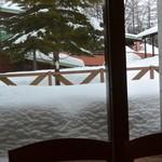 35416839 - 窓の外は雪 2015.2