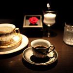 カフェ セレーサ - もう1杯違う珈琲出して頂けました感謝です☆