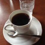 コーヒーラウンジ風の館 - この日選んだ珈琲はトラジャ