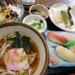 福寿司 - 寿司セット1080円