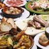 アニマド - 料理写真:パーティーコースは3500円〜6000円飲み放題2時間付