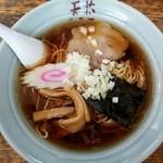 天芯ラーメン - 正油ラーメン480円