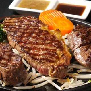 毎月29日はランチもお得!ボリューム満点のお肉で元気回復!