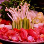 とり喜 - 鶏鍋