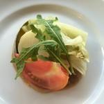 35428085 - バーニャカウダ風の温野菜