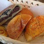 メゾン・ド・ボナール - ランチの食べ放題パン