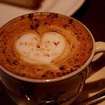 カフェ・カトル・ヴァン・ヌフ - お正月に行ったとき、アハッピーニューイヤーのメッセージが!嬉しかったです!