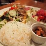 豆腐room Dy's - 発芽玄米入りご飯