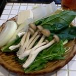 岩津屋 - 野菜