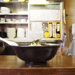中華そば みのや - 調布ブラック(750円)