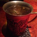 Bar Amber - ジンバック