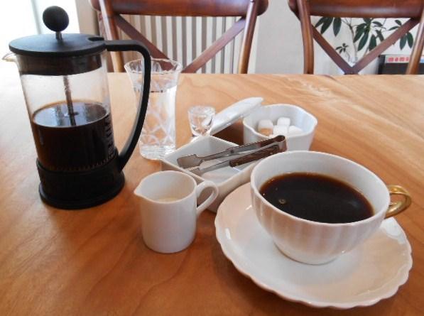 ウアルブル - コーヒープレス 濃厚芳醇なたっぷり2杯