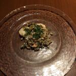 ゼルコバール - イタリア麦と海鮮のサラダ