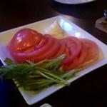 スイッチバック - トマトスライス