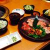 清香園 - 料理写真:2014年2月訪問時、ランチ