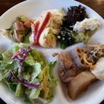 森の家庭料理レストラン - ビュッフェ …煮物・炒め物 その他