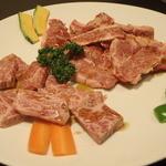 焼肉まんしゅう - 料理写真:万葉牛 ハラミ&ロース