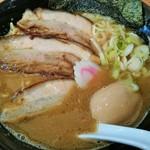 35443710 - 特製鶏煮干しそば(980円)