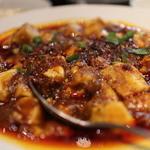 四季ボウ坊 - 麻婆豆腐(超辛め)