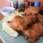 南京路 - 「鶏の唐揚げ定食」