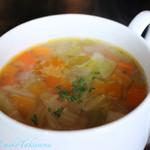 propaganda - たっぷり野菜のコンソメスープ