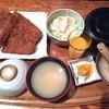 赤ひげ居酒屋 - 料理写真:特大とんかつ定食