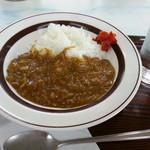 大平食堂 - カレーライス 600円