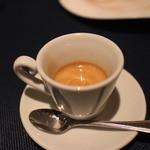 ヴィア トスカネッラ - コーヒー