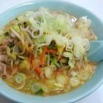 まこと食堂 - 味噌タンメン