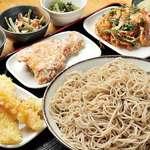 小木曽製粉所 - 料理写真:トッピングメニューが充実。100円~200円(税別)