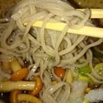 35454865 - ツルシコの蕎麦のリフトアップ写真