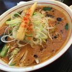 麺や蔵人 - シビレ味噌