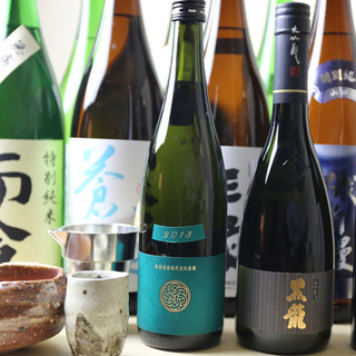◇日本酒呑みくらべセット◇大吟醸セット¥900~