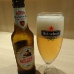 ピッツァ サン フェリーチェ - ☆ビール