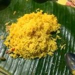 南印度ダイニング ポンディバワン 武蔵新田 - 野菜ビリヤニ♪美味しいよ♪風味が素敵