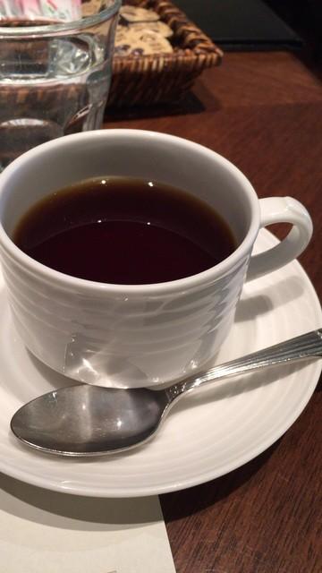 ザ・キャッスル - セットはコーヒーで。(¥270)