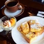 珈琲蔵人 珈蔵 - 料理写真:フレンチトースト(モーニング)