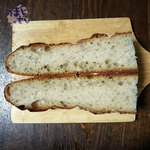 オーケー - 「オーケー・オーバーナイト・レトロ・フランスパン」153円