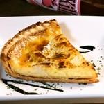 イマイケ バル - ヤギのチーズのキッシュ