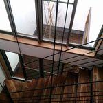 カプリ コーヒー ビーンズ - 階段