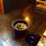 うろん江口 - 金魚鉢