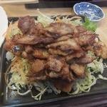 35461774 - 三元豚バラのピリ辛炒め