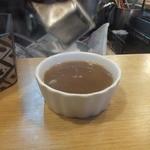 35461788 - ずん胴で煮込んだスープ