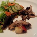 35462051 - 前菜サラダ