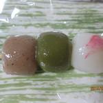 仙太郎 - 三色だんご