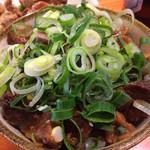 塩元帥 - お肉も柔らか牛スジ丼