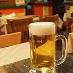 マダムリン 台北 - 生ビール