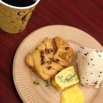 ベッセルホテルカンパーナ - 料理写真:臨時のサービス朝食